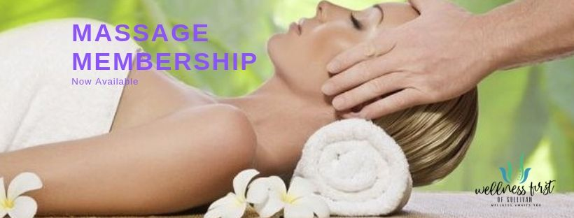 Massage Membership Now Available