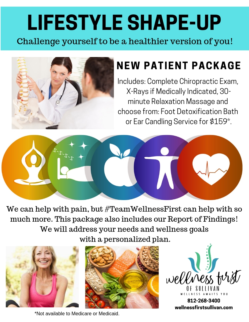 Call 812-268-3400 to schedule your New Patient Appointment